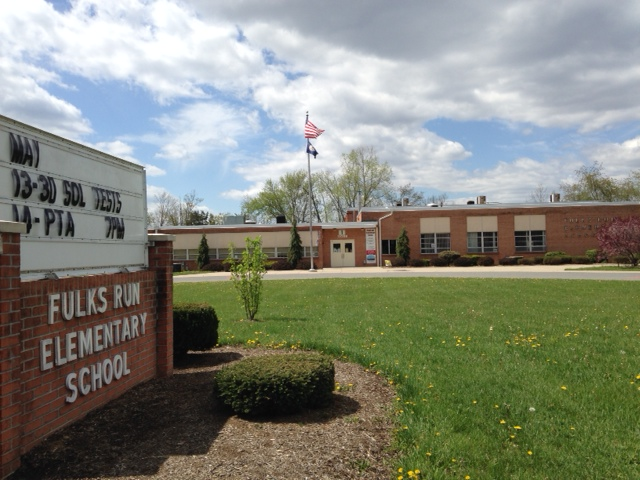 Fulks Run Elementary - Precinct 103