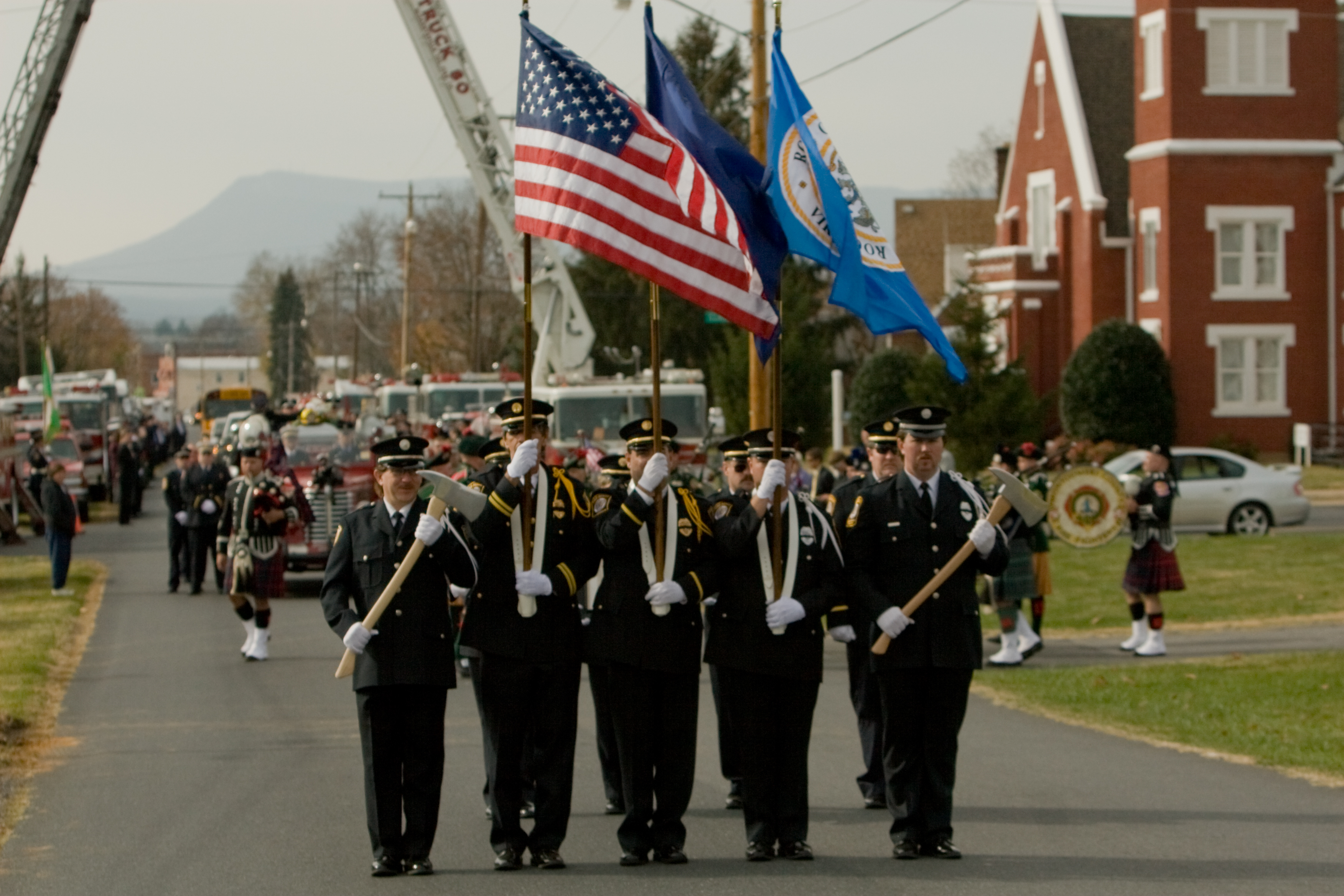Roy Smith Funeral_2008111
