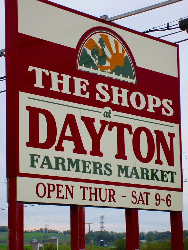 The Shops at Dayton Farmers Market