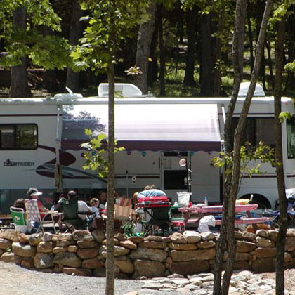 Endless Caverns RV Resort