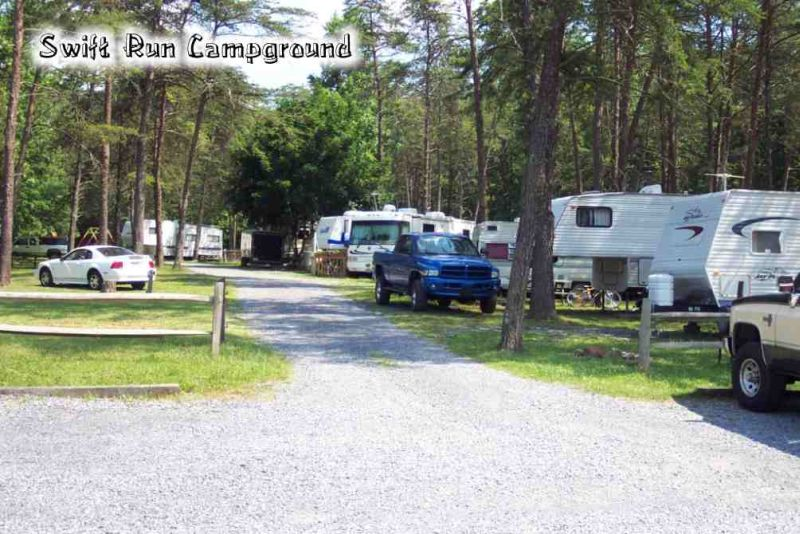 Swift Run Campground
