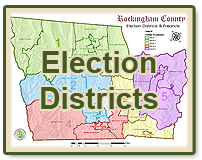 Election Districts Map